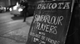 Sunparlour Players at The Dakota